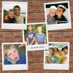 Polaroid Print Collages